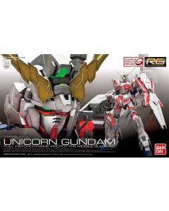 1/144 RG RX-0 Unicorn Gundam BANDAI 16741