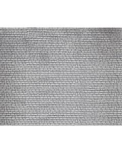 H0 Muurplaat Natuursteen, 370 x 125 x 6 mm (2 x) (FAL170804)