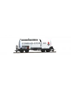 "H0m RhB Za 8130 Kesselwagen ""Conrad-Storz"" - Bemo 2285 140 Bemo 2285140"
