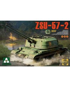 1/35 Soviet Spaag ZSU-57-2 2 in 1 (TAK2058)