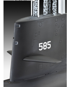 1/72 US Navy Skipjack Class Submarine (REV05119)