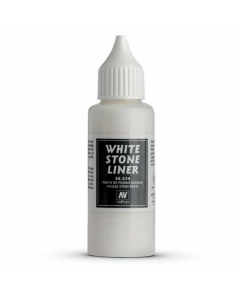 White Stone Liner, Texture Effect 35ml - Vallejo 26234 (VAL26234)