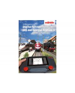 "Boek, Duitstalig ""Digitaal Sturen met Central Station 3"" (MAR03082)"