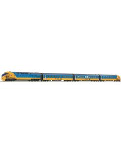 """H0 ONT Diesel aangedreven treinwagon """"Northlander"""" (ROC63124)"""