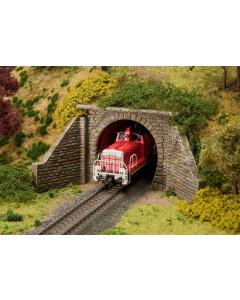 H0 Tunnelportaal Stoomlocomotieven Faller 120558