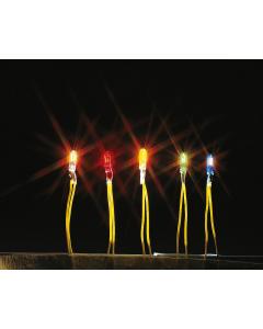 Micro draadlampje, rood Faller 180672