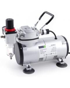 Mini Compressor Instelbaar tot 4 Bar 125W (FNGAS182)