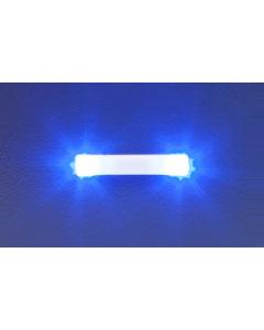 H0 Knipperlichten elektronica, 20,2 mm, blauw Faller 163765