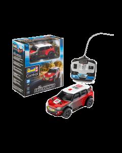 """1/28 RC Rallye Car """"Free Runner"""", 40-MHz Revell 24470"""
