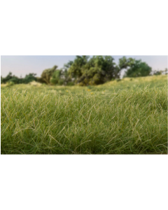 "7mm Static Grass ""Medium Green"" - Woodland FS622 (WOOFS622)"