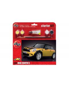 1/32 Mini Cooper S - Starter Set Airfix 55310
