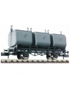 N Kolencontainerwagen Hibernia A.G. (FLE826401)
