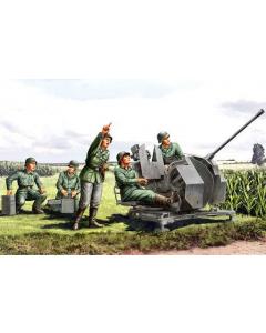 1/35 20mm Flak38 Figure Set (HOY84412)