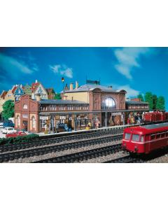 H0 Station Mittelstadt (FAL110115)
