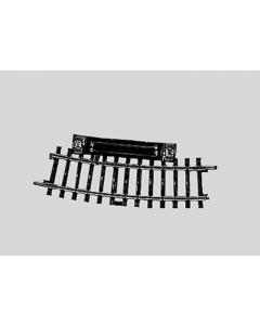 H0 K-Rail Gebogen Schakelrail R1/15° (MAR2229)
