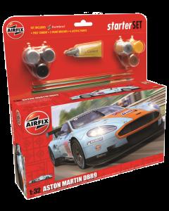 1/32 Aston Martin DBR9 Gulf, Start Set Airfix 50110