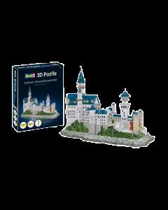 3D Puzzle Sloss Neuschwanstein (REV00205)