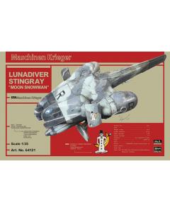 1/35 Maschinen Krieger Lunadiver Stingray Moon Snowman - Hasegawa 64121 Hasegawa 64121