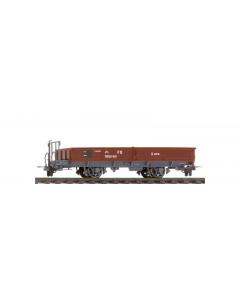 H0m FO Lagebakwagen X 4976 Bemo 2257226