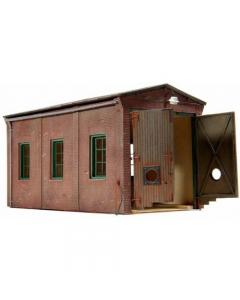 H0 Köf loods (bouwpakket) (ART10171)