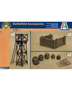 1/32 Battlefield Accessories (ITA6870)
