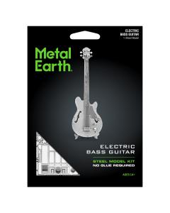 Metal Earth: Electric Bass Guitar - MMS075 (MEA570075)