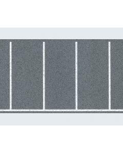 H0 Parkeerplaatsfolie, 1000 x 60 mm Faller 170633