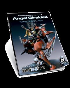 Boek: Masterclass Vol. 1 - Angel Giralde (VAL75003)