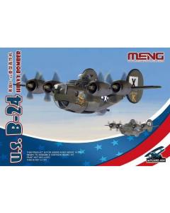 CartoonMod U.S. B-24 Heavy Bomber Meng 006