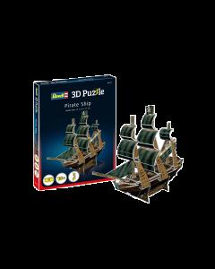 3D Puzzle Piratenschip (REV00115)