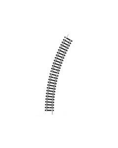 N Geb.Gleis R 2a 261,8mm 30 Gr. (TRI14910)