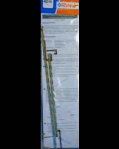 H0 interieurverlichting Dubbeldekker Stuurstandrijtuig Do 2000 (ROC40316)
