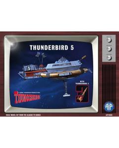 Thunderbirds: Thunderbird 5 w/Thunderbird 3 Adventures in Plastic 10005