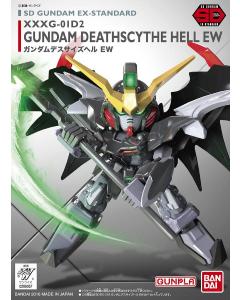 SD Ex-Std : XXXG-01D2 Gundam Deathscythe Hell EW BANDAI 09067