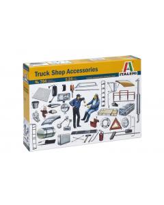 1/24 Truck Shop Accesoires (ITA0764)