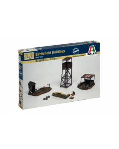 1/72 Battlefield Buildings (ITA6130)