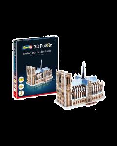3D Puzzle Notre-Dame de Paris (REV00121)