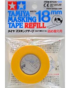 Masking Tape 18mm Refill Tamiya 87035