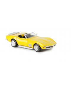 H0 Corvette  C3  Cabrio,  rapsgelb (BRE19981)