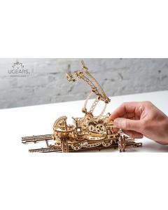 Spoorbouw-robot (UGS70026)