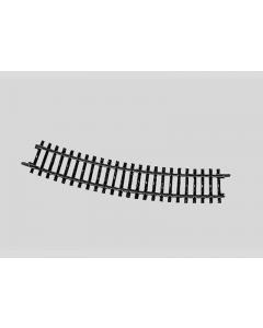 H0 K-Rail Gebogen Rail R2/22° (MAR2232)