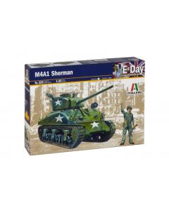 1/35 M-4 Sherman (ITA0225)