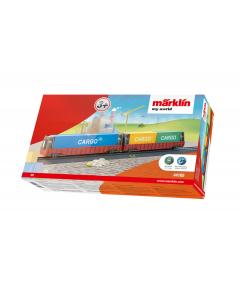 H0 My World - Set Containerwagens Marklin 44109