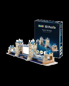3D Puzzle Tower Bridge (REV00207)
