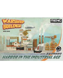 CartoonMod Warship Builder Harbor In The Industrial Age (MENWB006)