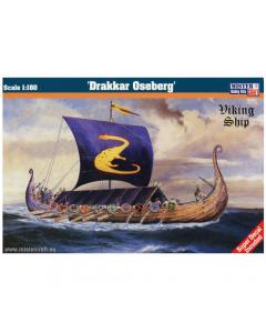1/180 Drakar Oseberg Viking Ship (MISD209)