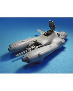 1/20 Machinen Krieger Antigravity Armored Fighter (Armored Raider) Pkf.85 Falke Hasegawa 649001