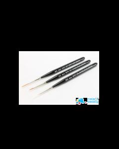 Penseel Micro rond 0.6-0.7 / Liner 0.7 Elco Penselen 13012