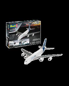 1/144 Airbus A380-800 - Technik Revell 00453