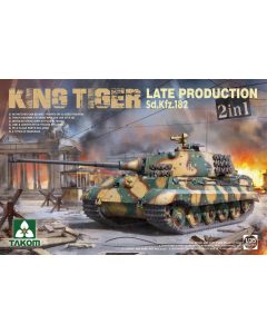 1/35 KING TIGER Late Production Sd.Kfz.182 (TAK2130)